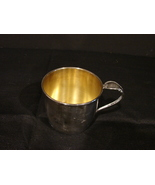 1847 Rogers Bros Remembrance Juvenile Silverplate Cup  - $14.00