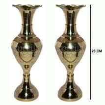 Specila Brass Flower Vase ! Flower Vase ! Flower Pot ! Home Decor ! Show... - $185.00+