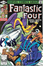 Fantastic Four Comic Book #221, Marvel Comics 1980 VERY FINE+ NEW UNREAD - $7.61