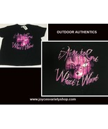 Outdoor Authentics Women's T-Shirt AIM TO GET WHAT I WANT Sz 3XL NWT - $10.99