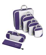 Gonex Travel Storage Bag 19inch Suitcase Luggage Organizer Set Hanging -... - £14.68 GBP+