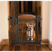 Carlson Pet Products Design Studio Home Decor Walk Through Pet Gate - $62.73