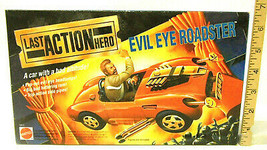 1993 Mattel Last Action Hero Evil Eye Roadster Stunt Car Schwarzenegger NIB  - $28.00