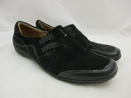 Naturalizer Black Leather Comfort Shoes Women's Size 8 - $18.46