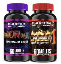 Blackstone Labs Ultimate Lean Mass Gains STACK - Abnormal and Chosen - $106.84
