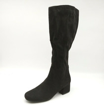 Reaction by Kenneth Cole Women's Knee High Boots Black Cushioned Insole Sz 8.5 M - $27.30