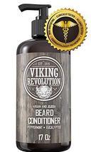 Best Deal Beard Conditioner w/Argan & Jojoba Oils - Softens & Strengthens - Natu image 6