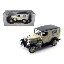 1931 Ford Model A Panel Delivery Truck 1/18 Diecast Model Car by Signatu... - $67.48