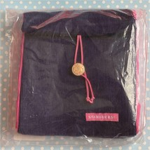 Starbucks Japan TOGO Lunch Bag Navy Pink - $44.55