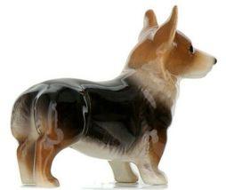 Hagen Renaker Dog Welsh Corgi Ceramic Figurine image 8