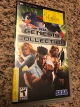 Sega Genesis Collection Complete! 28 Games! (Sony PSP, 2006) - $19.79