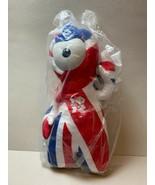 "Official London 2012 Olympics 18"" 46cm Union Jack Wenlock Mascot Plush S... - $13.71"