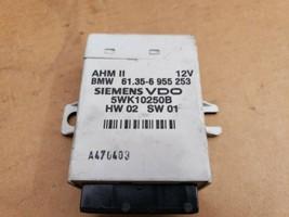 00-06 BMW X5 03-06 Range Rover L322 AHM II Tow Towing Control Module 6955253 image 2