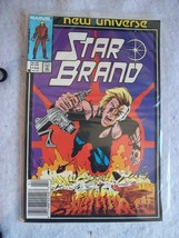 Star Brand # 5 (February 1987, Marvel) - $2.69