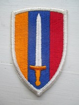Us Army 6th Battalion Vietnam Class A Patch 3 Inch Embroidered Color Patch New - $2.50