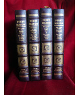 Erle Stanley Gardner Perry Mason Four Volume Book Set Easton Press. Leat... - $245.00