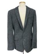 J Crew Men's Ludlow Abraham Moon English Herringbone Blazer Jacket Coat 40R - $174.79