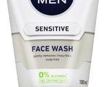 Nivea men sensitive face wash 100 ml 0 thumb155 crop