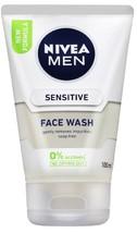 Nivea MEN Sensitive Face Wash 100 ml Reducing Impurities & Irritation So... - $16.99+