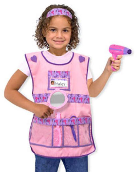 Primary image for Hair Stylist Role Play Costume Set Melissa and Doug