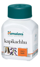 5 x Himalaya Kapikachhu 60 Tablets Indian Herbal Product Free Shipping - $34.18