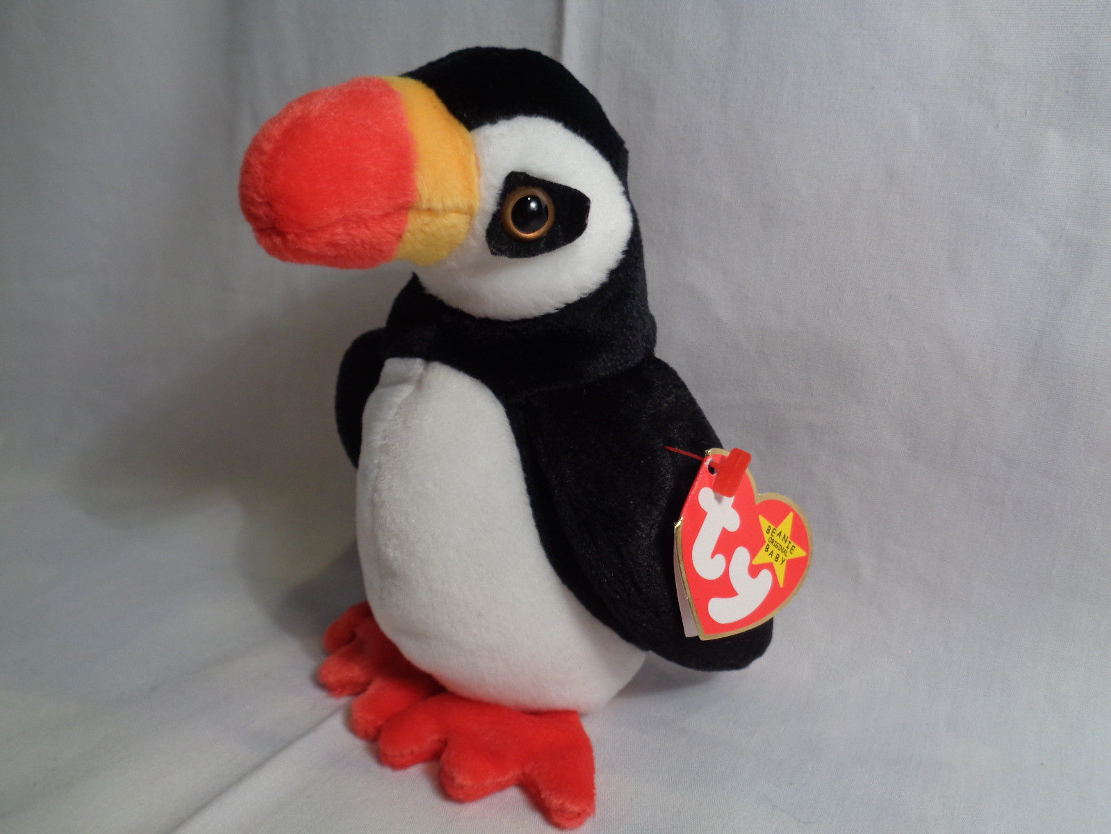 1997 Ty Beanie Baby Puffer with Tags / Stamped Tush Tag image 2