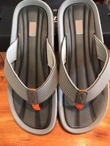 G.H. Bass Men's Malibu Flip Flops NIB - $37.99
