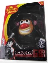 Elvis Presley 68 Special Mr Potato Head Hasbro Microphone Signature Prod... - $17.49