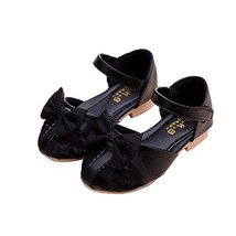 Girls Sandals Princess Shoes Bow Girls Shoes Baby Shoes Children Sandals Summer image 2