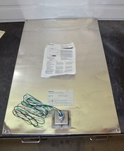 "Raychem RHS-H-1400-2 Flexible Unlined Metal Tank Heating Pad 24"" x 36"" NOS - $440.55"