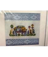 Design Connection Garden Bench Fingertip Towel Cross Stitch Kit #K7-939 - $14.84