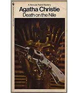 Death on the Nile by Agatha Christie Paperback Book - $49.99