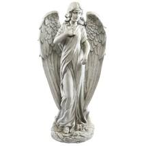 Alpine Corporation QFC104 Angel Statue Outdoor Garden, Patio, Deck, Porc... - $134.98