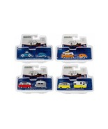 Hitch & Tow V-Dub Assortment Set of 4 1/64 Diecast Model Cars by Greenlight - $66.67
