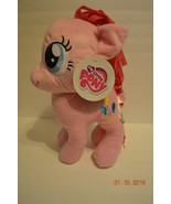 "My Little Pony Cuddle Pillow Pinkie Pie 16"" Stuffed Plush - NWT - $19.43"