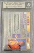 1996-97 Bowman's Best #R23 Kobe Bryant RC BGS 8.5 Rookie GREAT SUBS - $240.00