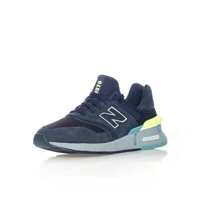 MAN NEW BALANCE 997 LIFESTYLE MS997HF SNEAKERS MAN CASUAL SHOES SNKRSROOM Blu