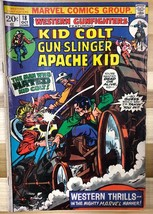 WESTERN GUNFIGHTERS #18 (1973) Marvel Comics VG - $9.89