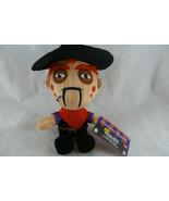 "Showdown Bandit Banker Collectible Plush Halloween Doll 8"" Tall Mint wit... - $4.94"