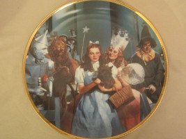 NO PLACE LIKE HOME collector plate WIZARD OF OZ 50th Anniversary BLACKSHEAR - $31.99