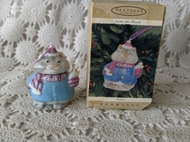 Hallmark Keepsake Cookie Jar Friends Carmen 1996 Ornament - $14.54