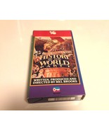 History of the World Part 1 [VHS] 1981 Mel Brooks, Gregory Hines, Dom De... - $14.03