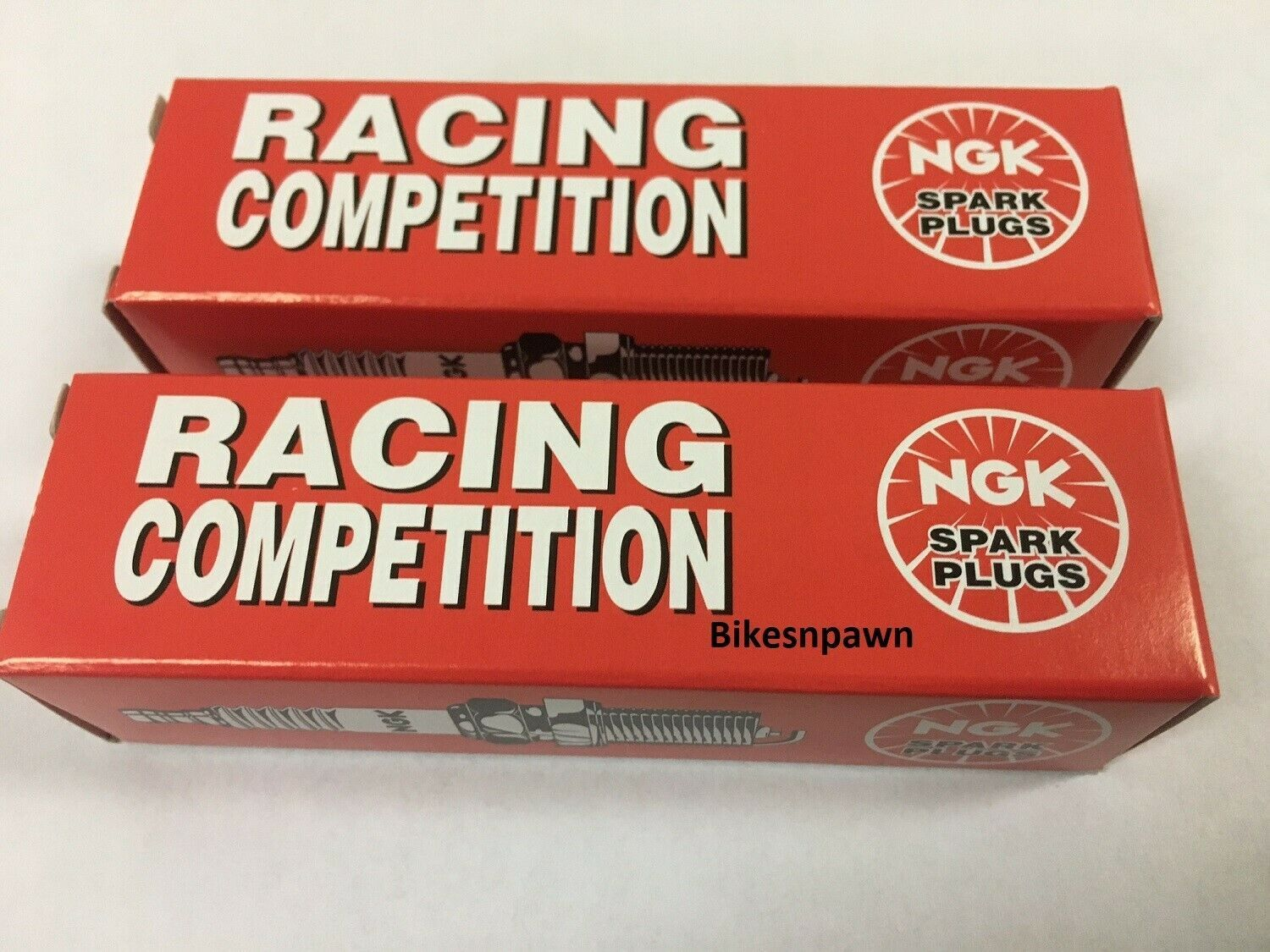 2 (Two) Pack New NGK Racing Spark Plugs B9EG  #3530