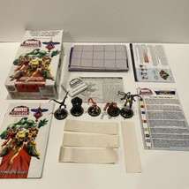 Marvel HeroClix Infinity Challenge Starter Set 5 Characters - $9.89