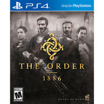The Order 1886 - PlayStation 4 [New] Ps4 Video Game - $19.99