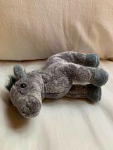 WEBKINZ Plush Gray Arabian Horse, GANZ Toy, Used, Nice Condition  image 3