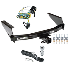 """Trailer Hitch For 97-04 Ford F150 SuperCrew Flareside Pkg w/Wiring & 1-7/8"""" Ball - $202.86"""