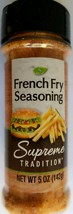 Culinary Seasoning: French Fry Seasoning 5 oz Shaker - $2.96