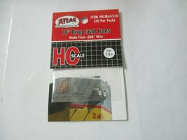 """Atlas # BLMA4510 Drop Grab Iron 18"""" .008 Wire 20 Per Pack HO-Scale image 6"""
