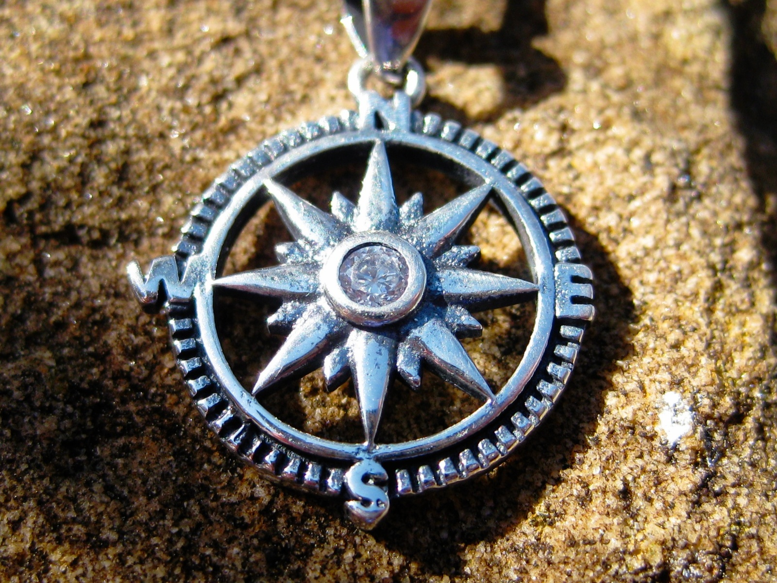 Primary image for Haunted 7 Archangels Pendant of Direction Positive flow of energies